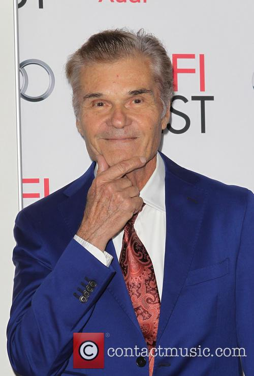 Fred Willard, TCL Chinese Theatre, Disney