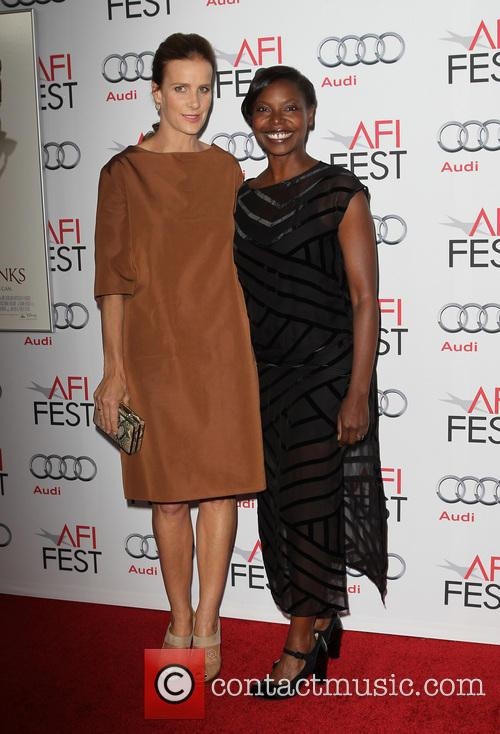 Rachel Griffiths and Jacqueline Lyanga 4