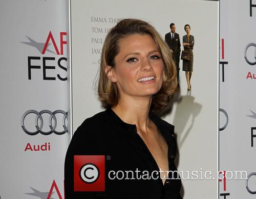 Stana Katic, TCL Chinese Theatre, Disney