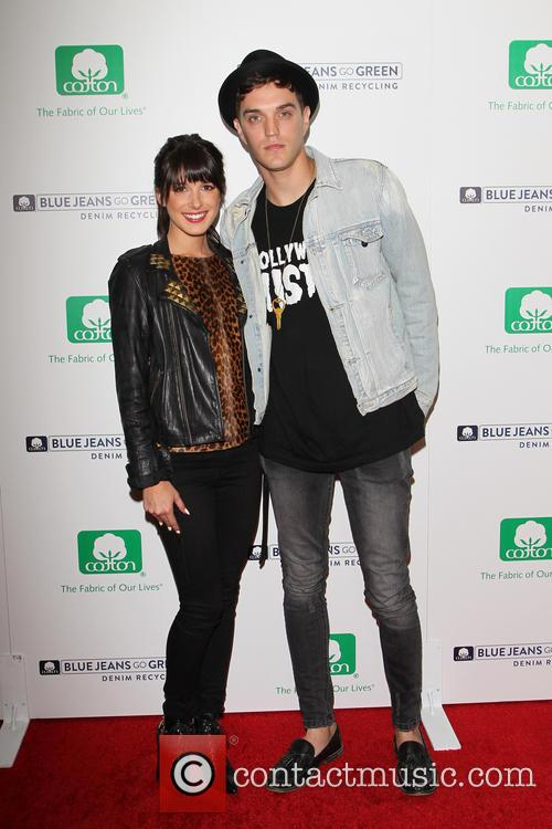 Shenae Grimes and Josh Beech 7