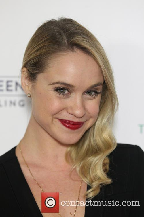 becca tobin blue jeans go green celebrates 3941559