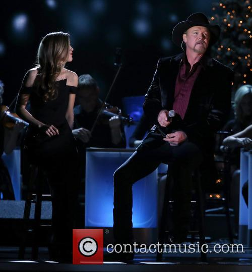 Lily Costner and Trace Adkins 2
