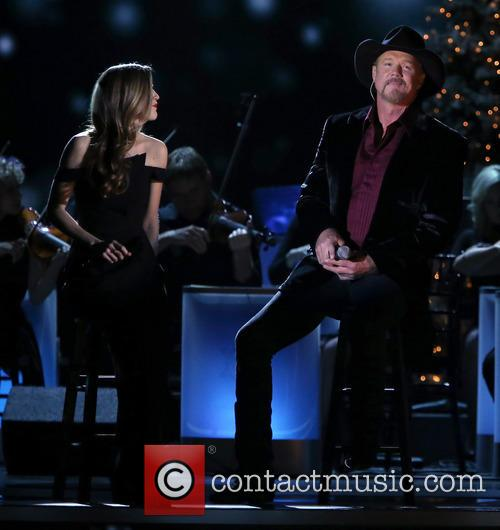 Lily Costner and Trace Adkins 9