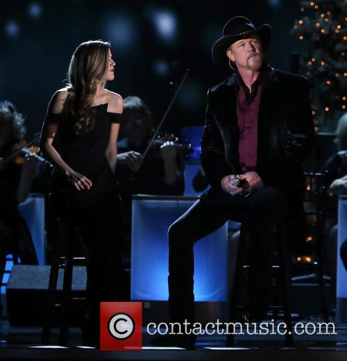 Lily Costner and Trace Adkins 10