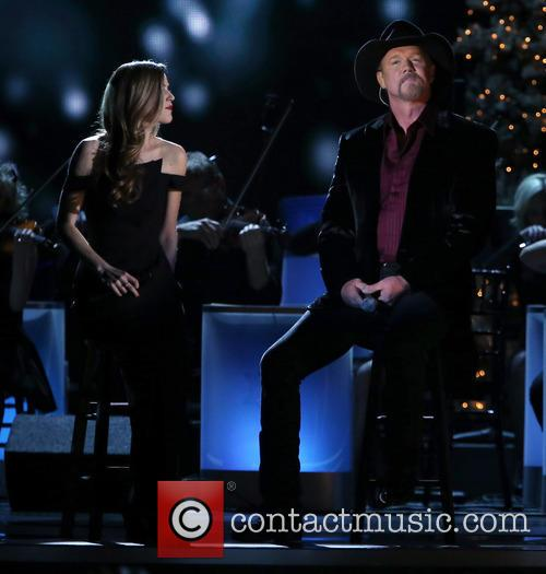 Lily Costner and Trace Adkins 21