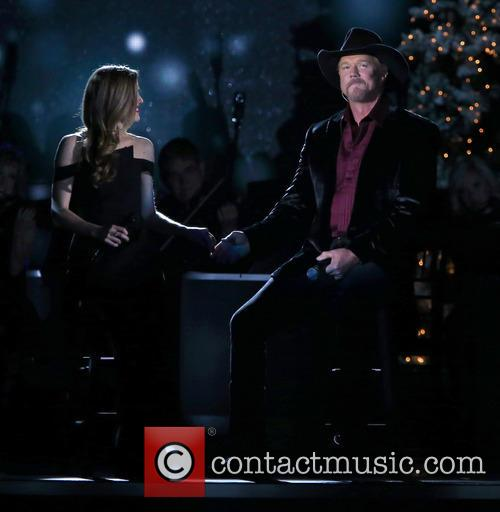 Lily Costner and Trace Adkins 22