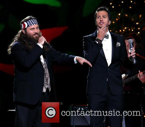 Willie Robertson and Luke Bryan 15
