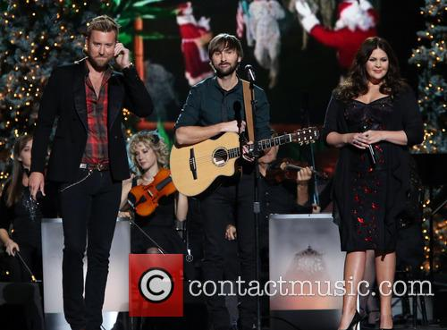 Lady Antebellum, Charles Kelley, Dave Haywood and Hillary Scott 6