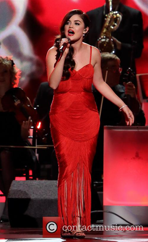 lucy hale 2013 cma country christmas 3944022