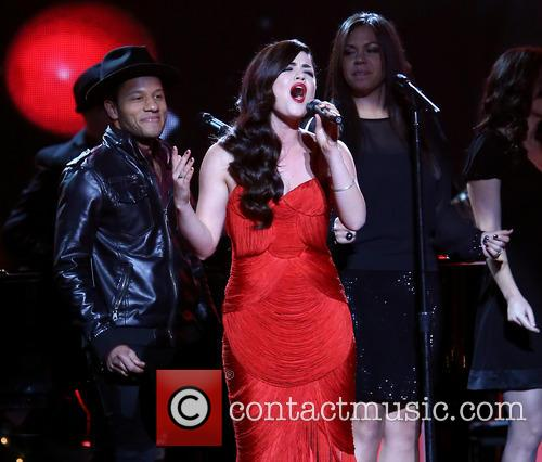 lucy hale 2013 cma country christmas 3944045