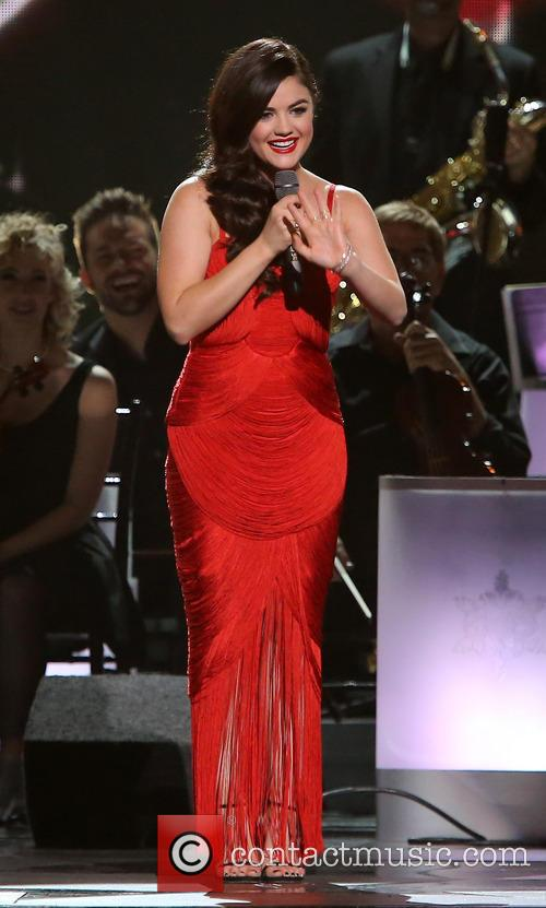 lucy hale 2013 cma country christmas 3944051