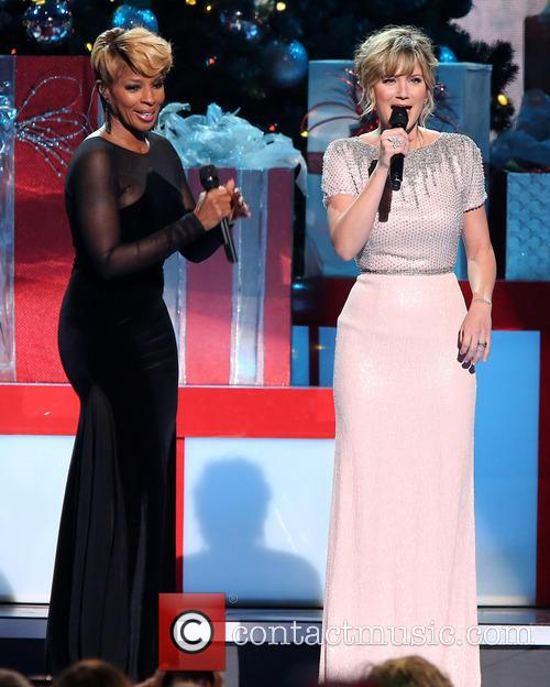 Mary J. Blige and Jennifer Nettles 2