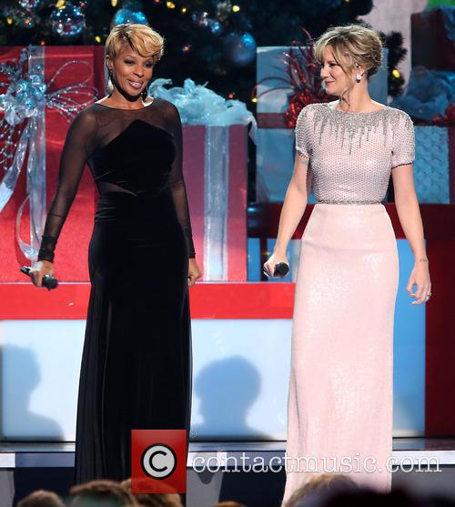 Mary J. Blige and Jennifer Nettles 5