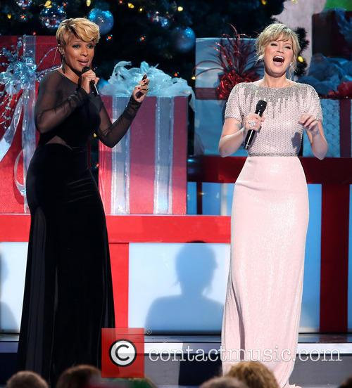 Mary J. Blige and Jennifer Nettles 35