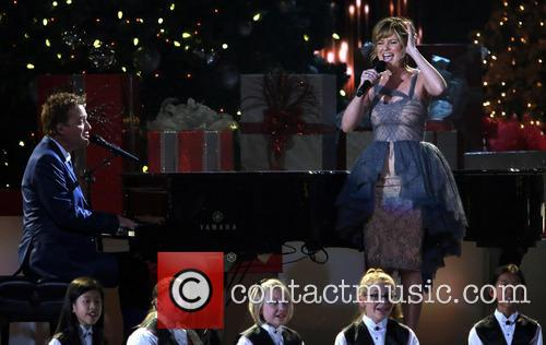 Michael W. Smith and Jennifer Nettles 1