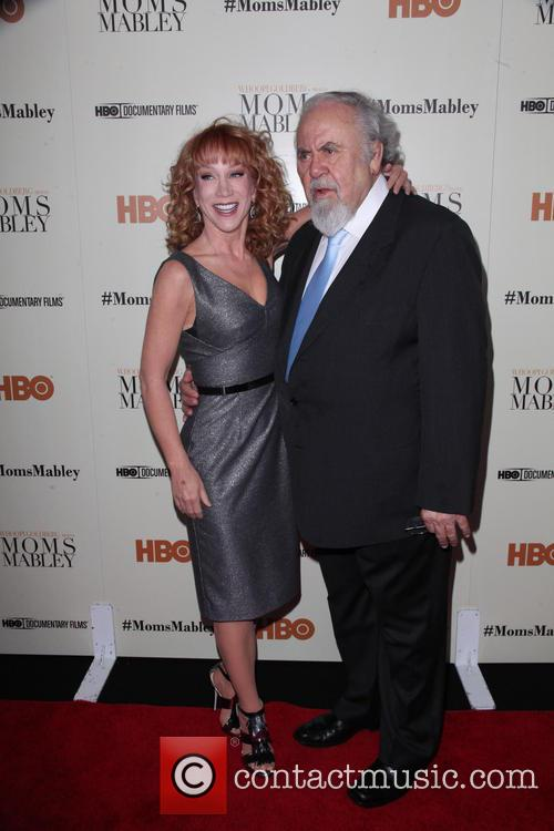 Kathy Griffin and George Schlatter 2