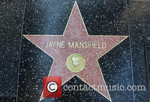 Jayne Mansfield and Mariska Hargitay