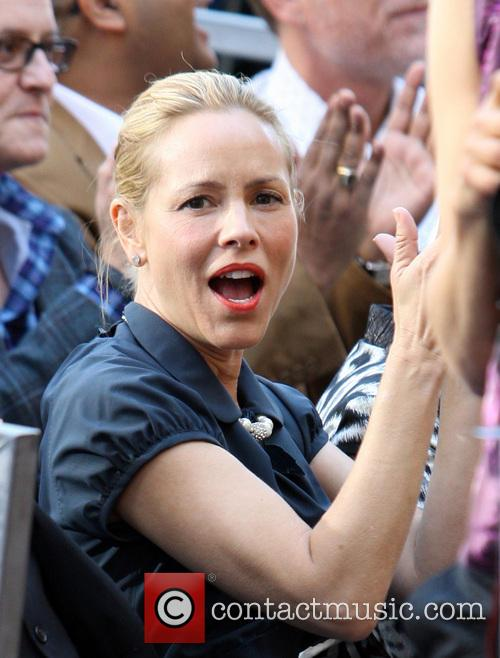 Maria Bello, On The Hollywood Walk Of Fame