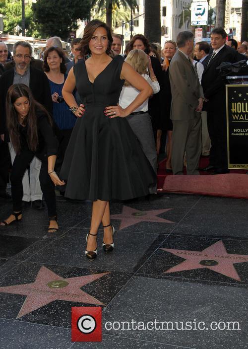 Mariska Hargitay, On The Hollywood Walk Of Fame