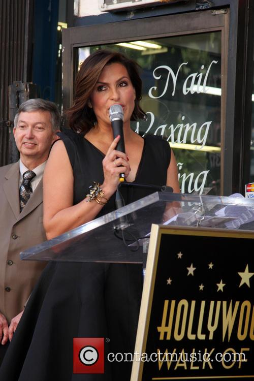 Mariska Hargitay, Hollywood Walk of Fame