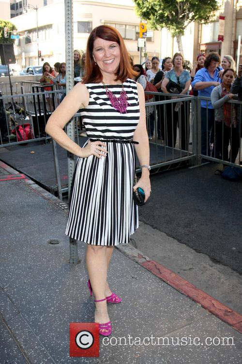 Kate Flannery, Hollywood Walk of Fame