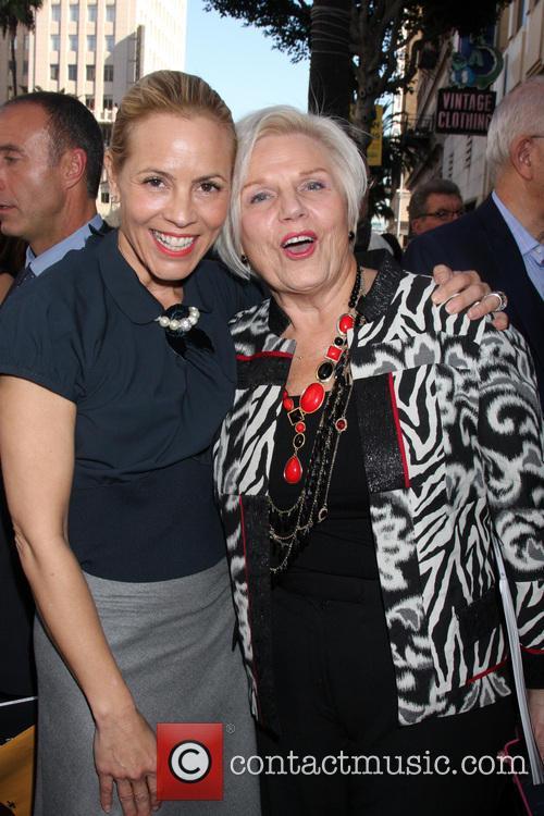 Maria Bello and Kathy Bello 2