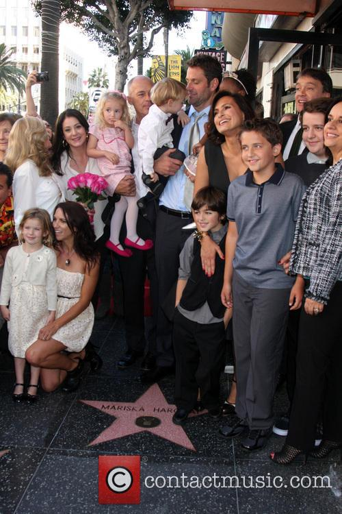 Mariska Hargitay, Family, Hollywood Walk of Fame