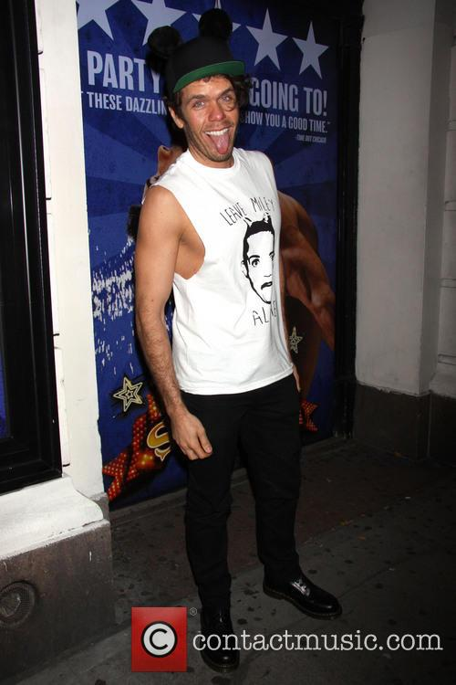 Perez Hilton, Union Square Theatre,