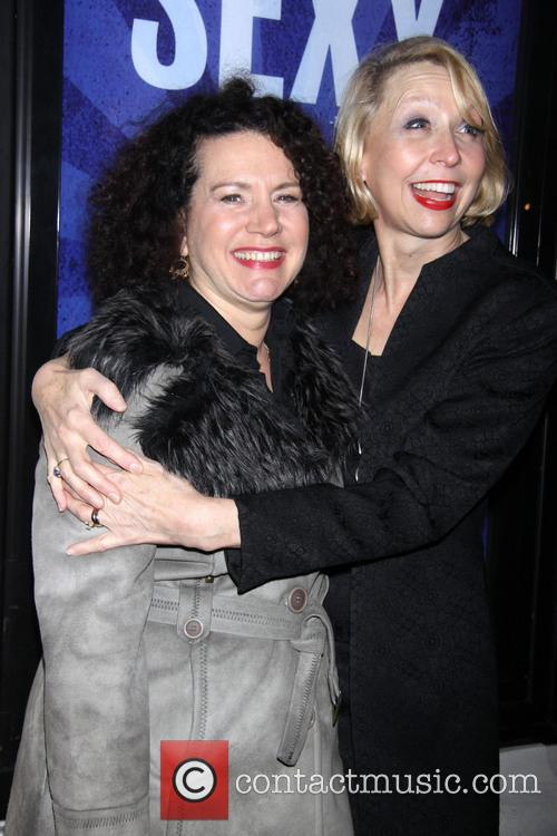 Susie Essman and Julie Halston