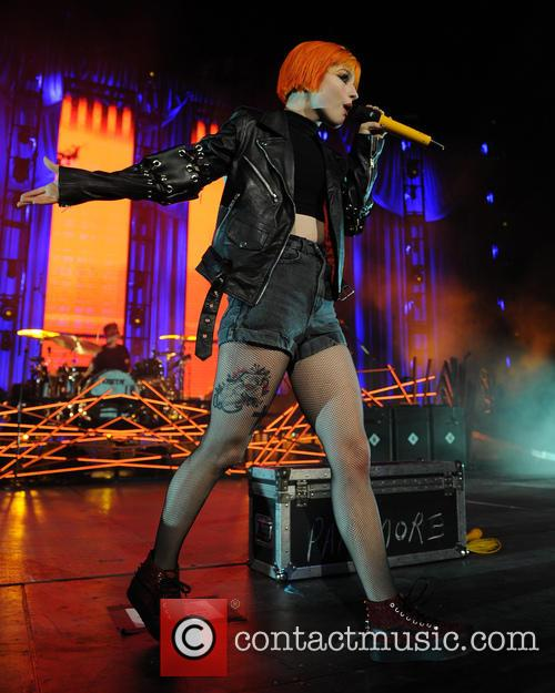 Paramore Live Concert