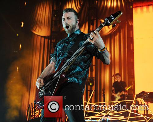 Paramore and Jeremy Davis 7