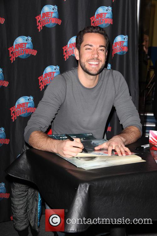 Planet  Hollywood NY Presents Zachary Levi