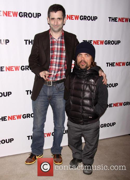 Jonathan Marc Sherman and Peter Dinklage 4