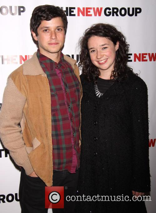 Raviv Ullman and Sarah Steele 1