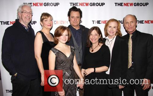 Robert Falls, Glenne Headly, Juliet Brett, Bill Pullman, Beth Henley, Amy Madigan and Ed Harris 1