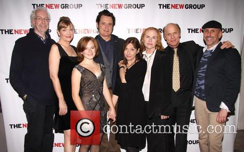 Robert Falls, Glenne Headly, Juliet Brett, Bill Pullman, Beth Henley, Amy Madigan, Ed Harris and Scott Elliott 2