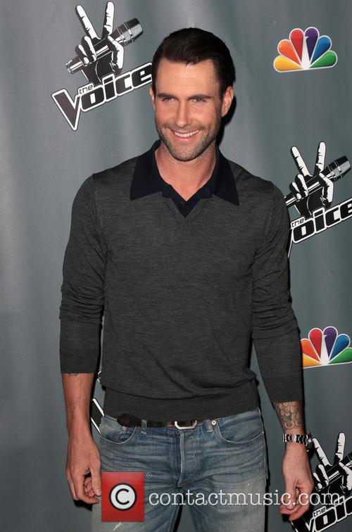 Adam Levine, The Voice Season Premiere