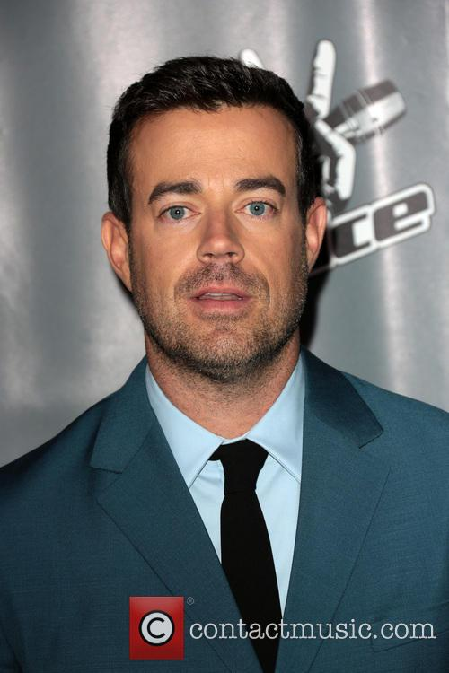 Carson Daly, Universal Studios Hollywood