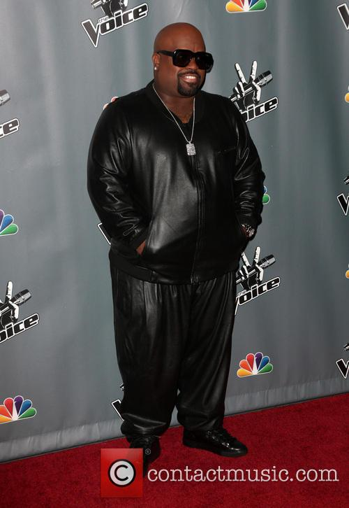 CeeLo Green, Universal Studios Hollywood