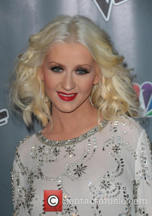 Christina Aguilera, The Voice Season Finale