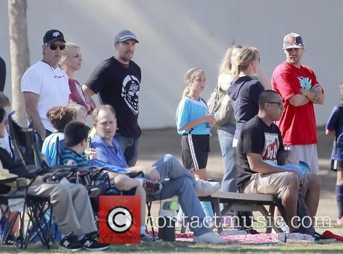 Britney Spears, David Lucado and Kevin Federline 6