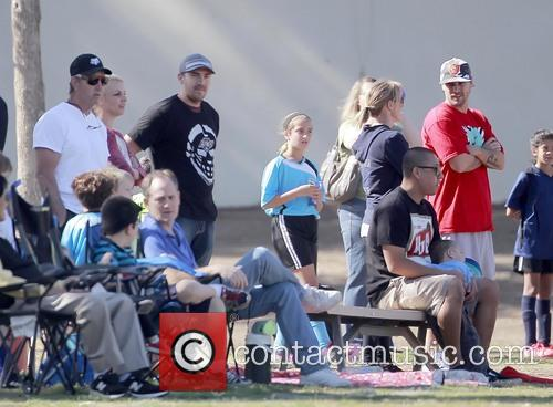 Britney Spears, David Lucado and Kevin Federline 9