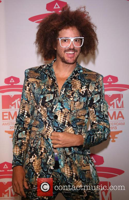redfoo mtv ema press conference 3944174