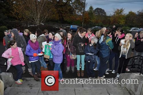 Niall Horan, One Direction, St Michael's Church and Castletown Geoghegan 3