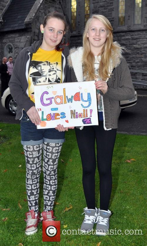 Niall Horan, One Direction, St Michael's Church and Castletown Geoghegan 5
