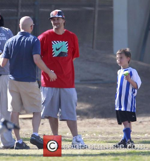 Kevin Federline and Sean Preston Federline 1