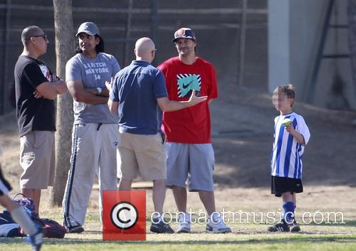 Kevin Federline and Sean Preston Federline 5