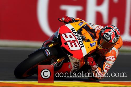 Valencia and Marc Marquez 2