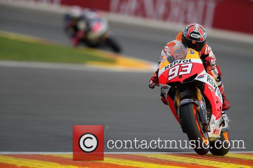 Valencia and Marc Marquez 3