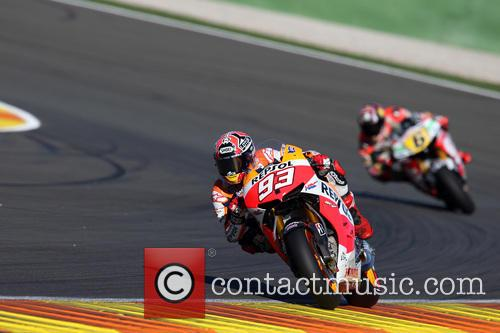 Valencia and Marc Marquez 4